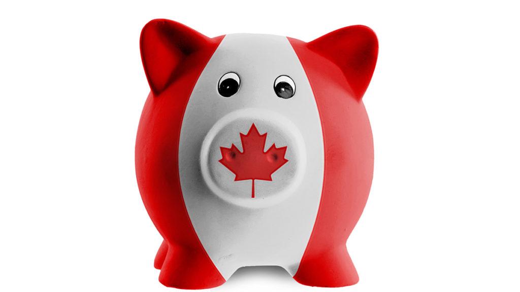 canadian savings account