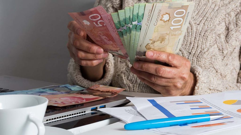 Canadian savings account Klyne Financial